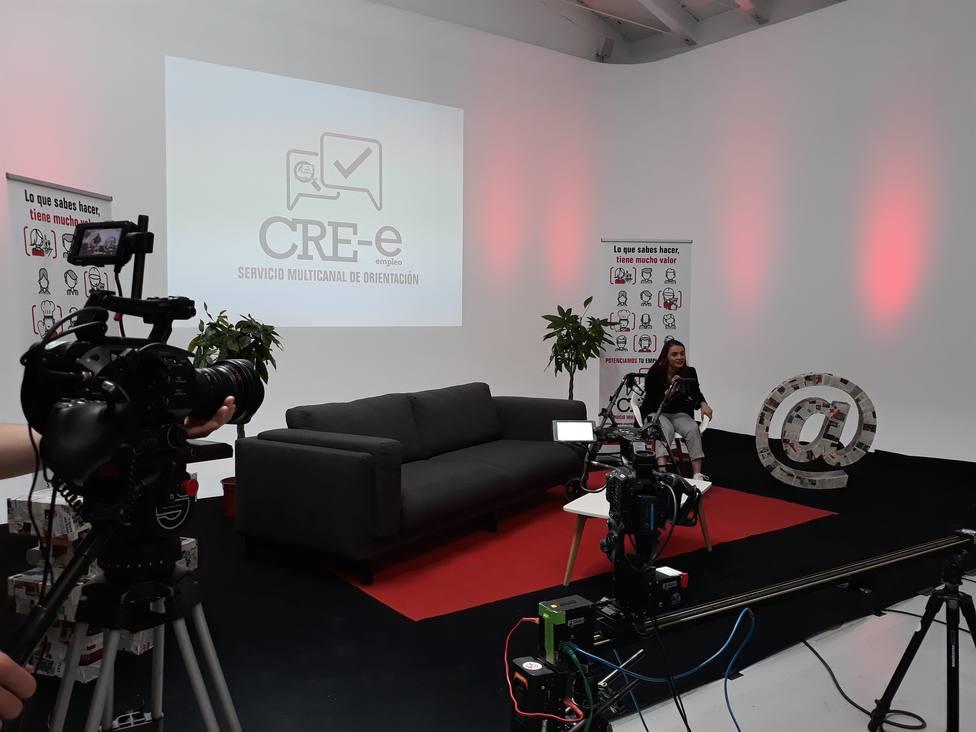 Cruz Roja lanza CRE-e, un servicio multicanal con alma para ofrecer orientación a las personas sin empleo