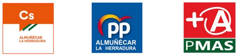 PARTIDOS POLÍTICOS ALMUÑÉCAR