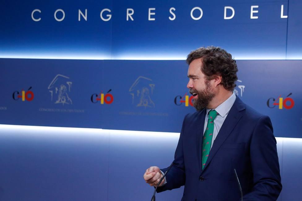 La singular amenaza de Vox a los eurodiputados flamencos si sacan lazos amarillos