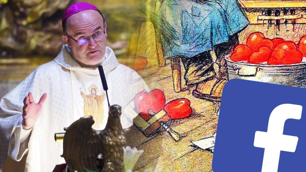 El emotivo meme del obispo Munilla que nos da una lección sobre el amor