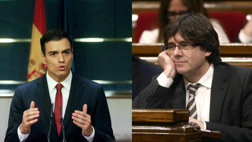 El regalo oculto de Sánchez a Puigdemont a cambio de darle la Diputación de Barcelona al PSC
