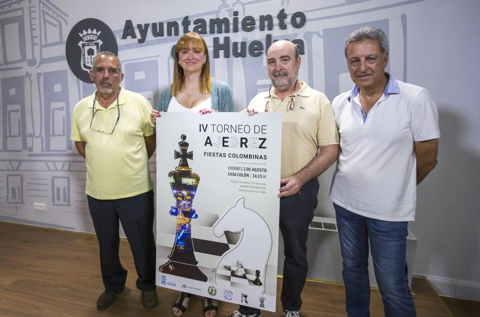 Presentación del IV Torneo de Ajedrez de Colombinas