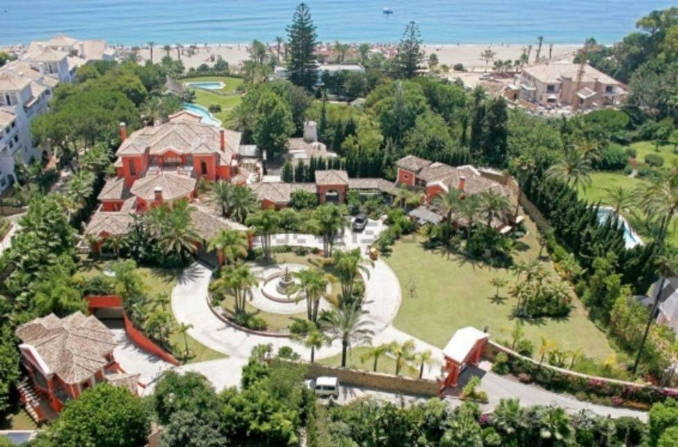 Una finca de 55 millones de euros a la venta en Marbella, la vivienda más cara de España, según idealista