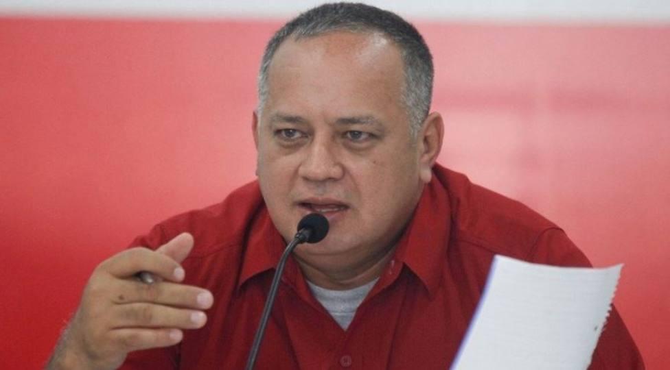 Diosdado Cabello asegura que el respeto a la Constitución de Venezuela es la regla principal para el diálogo