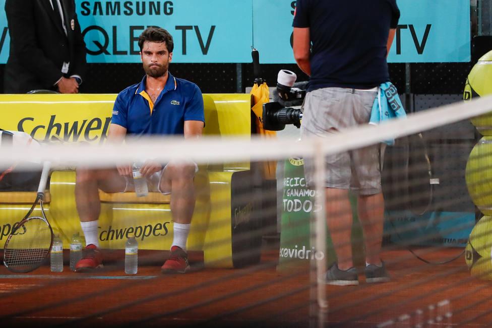 Tenis.- Pablo Andújar se cita con Feliciano López y Roberto Carballés también avanza en el torneo de Winston-Salem