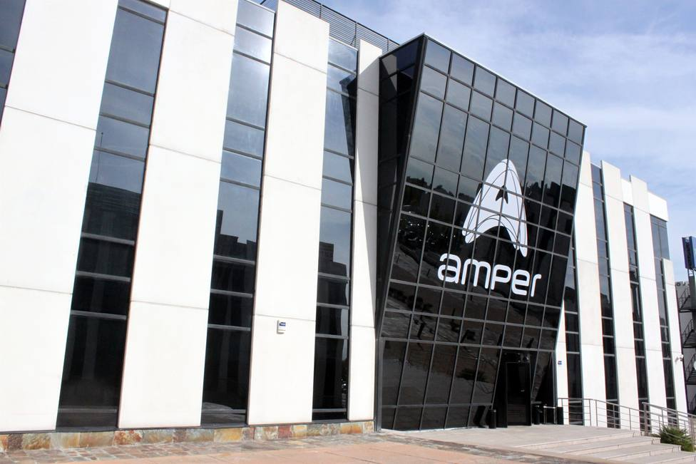 Amper recorta un 15% su beneficio neto atribuido semestral, hasta 8,28 millones