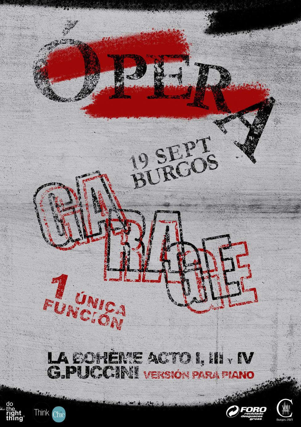 Opera Garaje