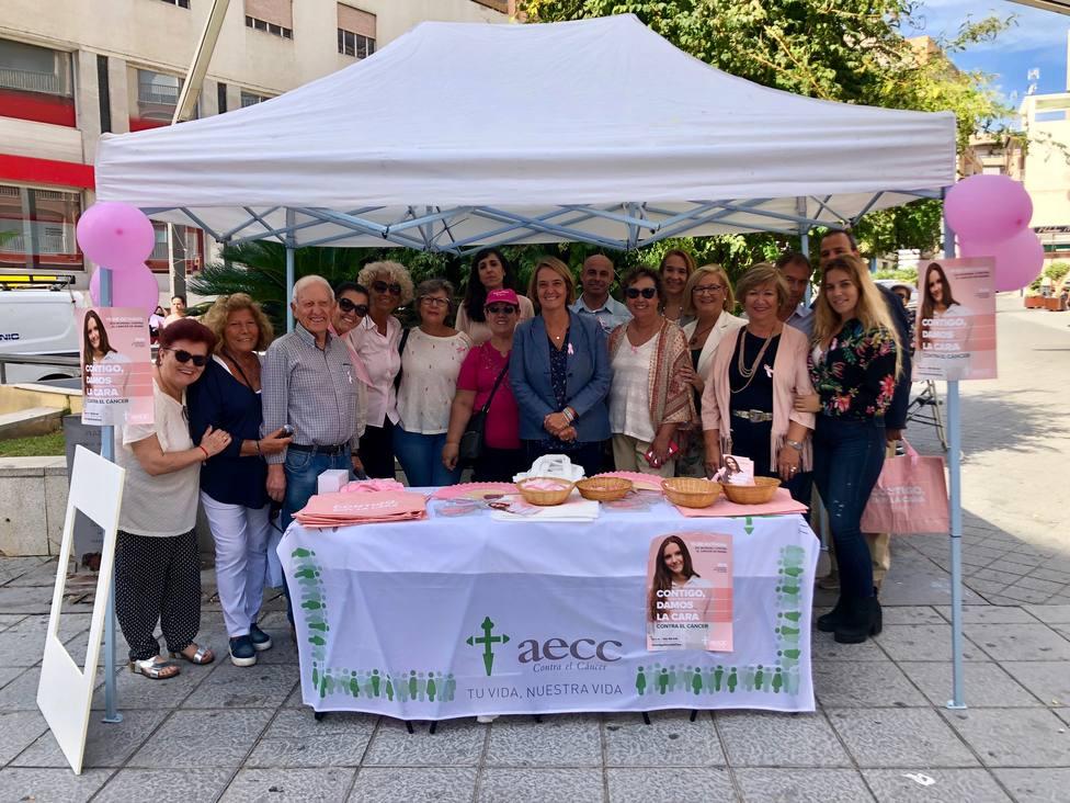 Día del cáncer de mama AECC