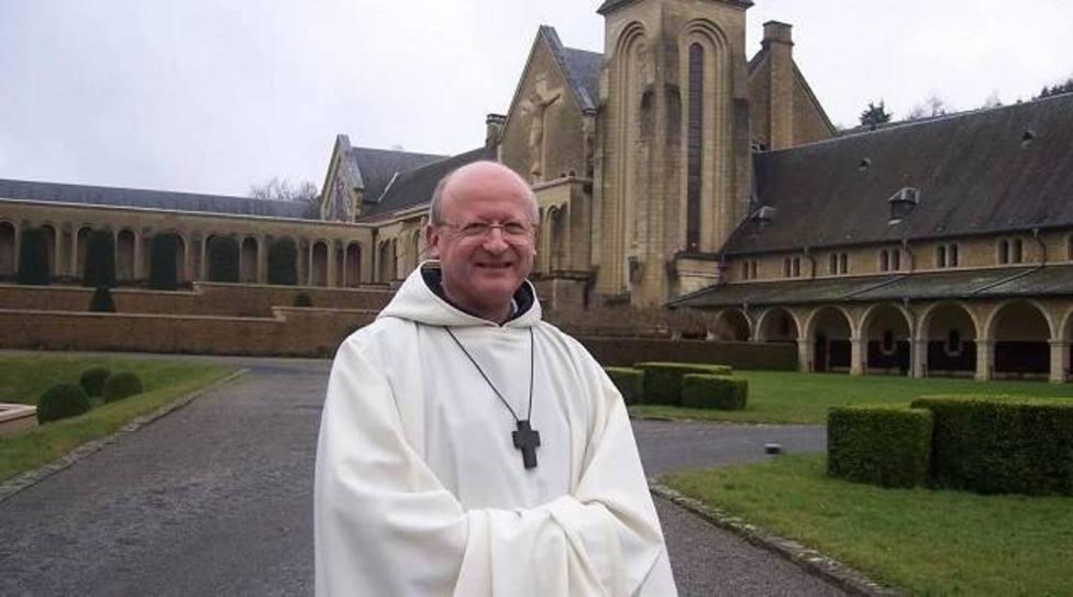 La historia de Van Hecke, el abad trapense que ha sido nombrado obispo de Gante por el Papa