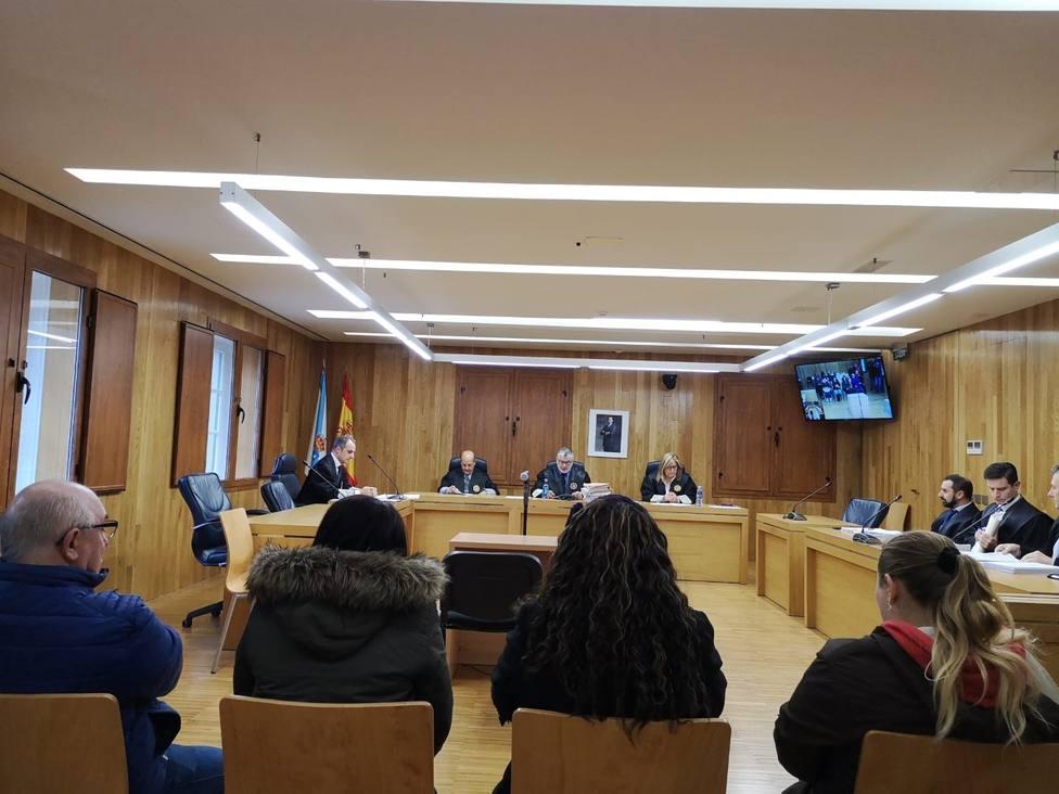 Absueltos los cuatro acusados de obligar a mujeres extranjeras a prostituirse en Lugo