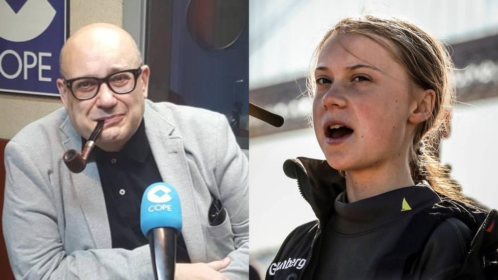 Miquel Giménez le dedica este poema a Greta Thunberg: Ay, Greta, cateta
