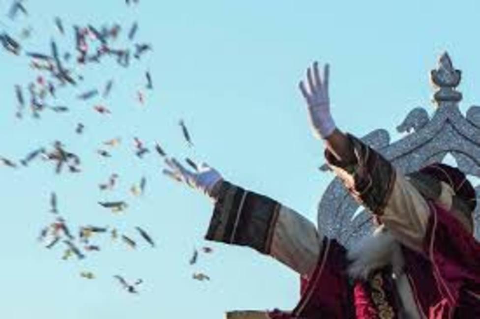 Los Reyes visitan Huesca