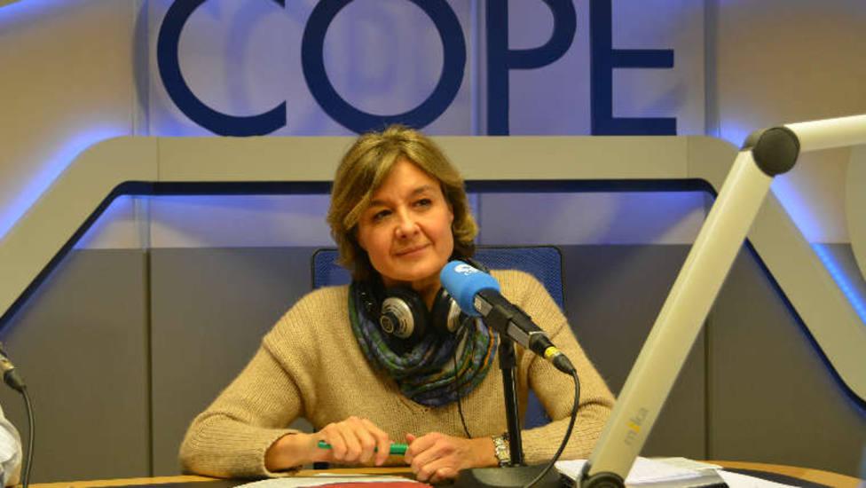 Isabel García Tejerina, en COPE