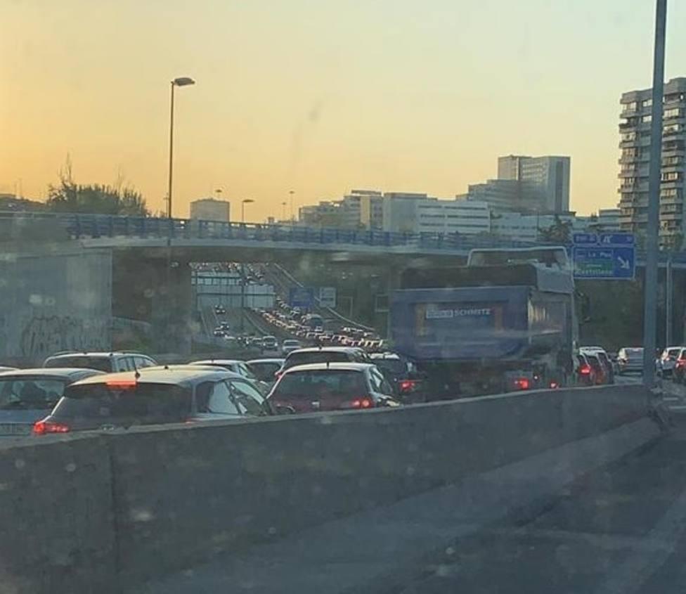 El fiscal de Medio Ambiente propone a Madrid crear patrullas policiales y actuar vía penal contra coches contaminantes