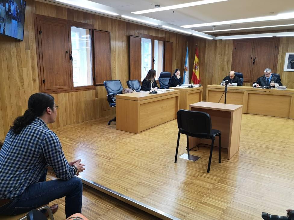 Segunda jornada del juicio contra el acusado de intentar matar a su expareja y a su hijo en Foz