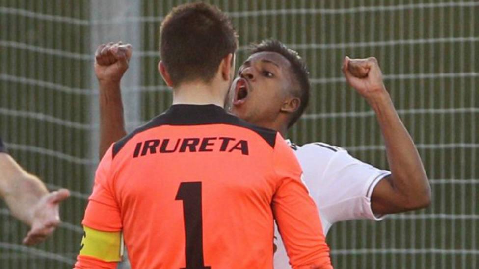Competición mantiene el partido de sanción a Rodrygo y no podrá jugar el Clásico
