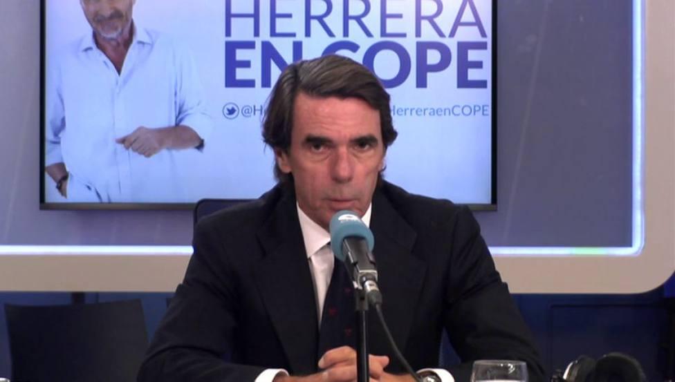 Aznar rememora su atentado, entre lo más destacado de este jueves en COPE.es