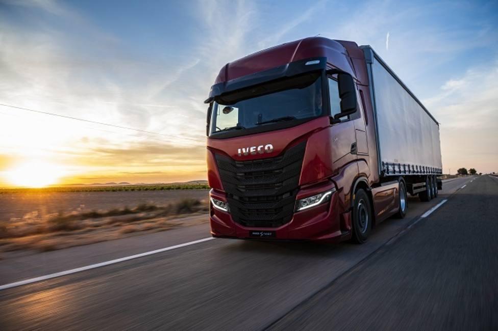 Las ventas de camiones y autobuses caen un 5,7% en febrero, en la antesala del boom del coronavirus