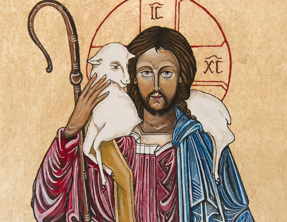 Imagen del Buen Pastor