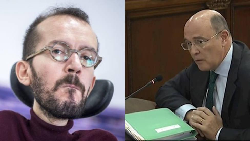 El ataque fallido de Echenique a Pérez de los Cobos, entre los momentos más virales de este viernes