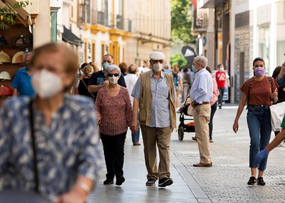 Según un estudio: España es avanzadilla de la segunda ola de la COVID en la UE
