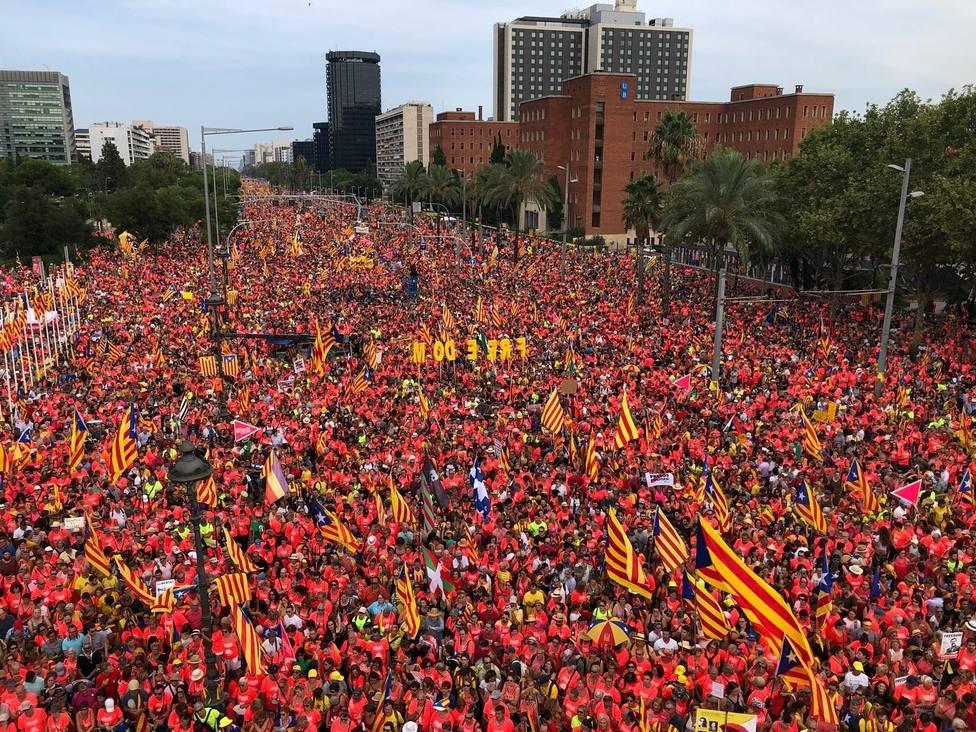 El independentismo más dividido se prepara para una Diada marcada por la COVID-19