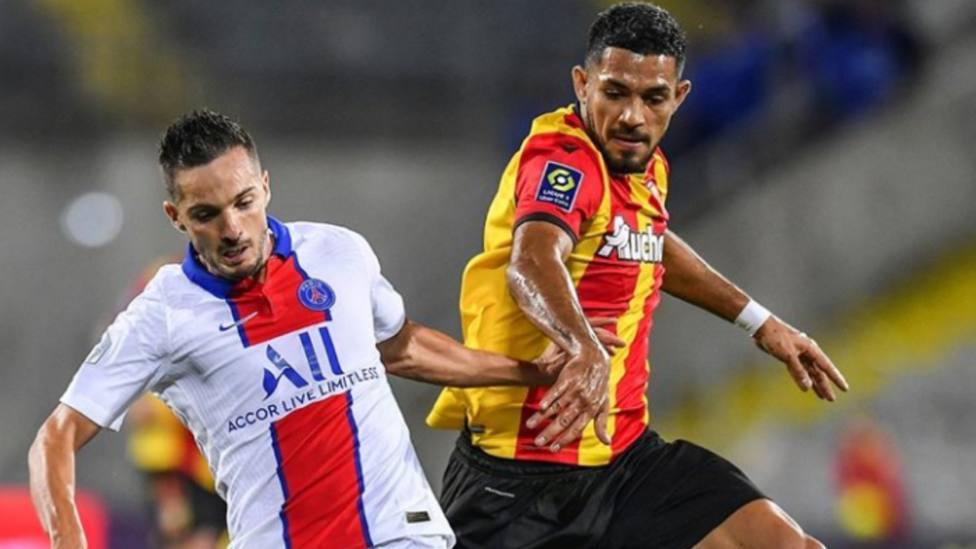 El PSG tropieza en su debut de Ligue 1; Depay golpea al Dijon; Thauvin lidera al Marsella; el Niza líder