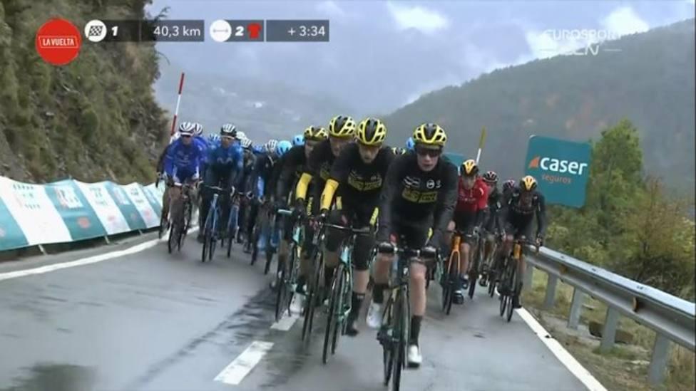 La Vuelta a España mantiene sus etapas en Asturias