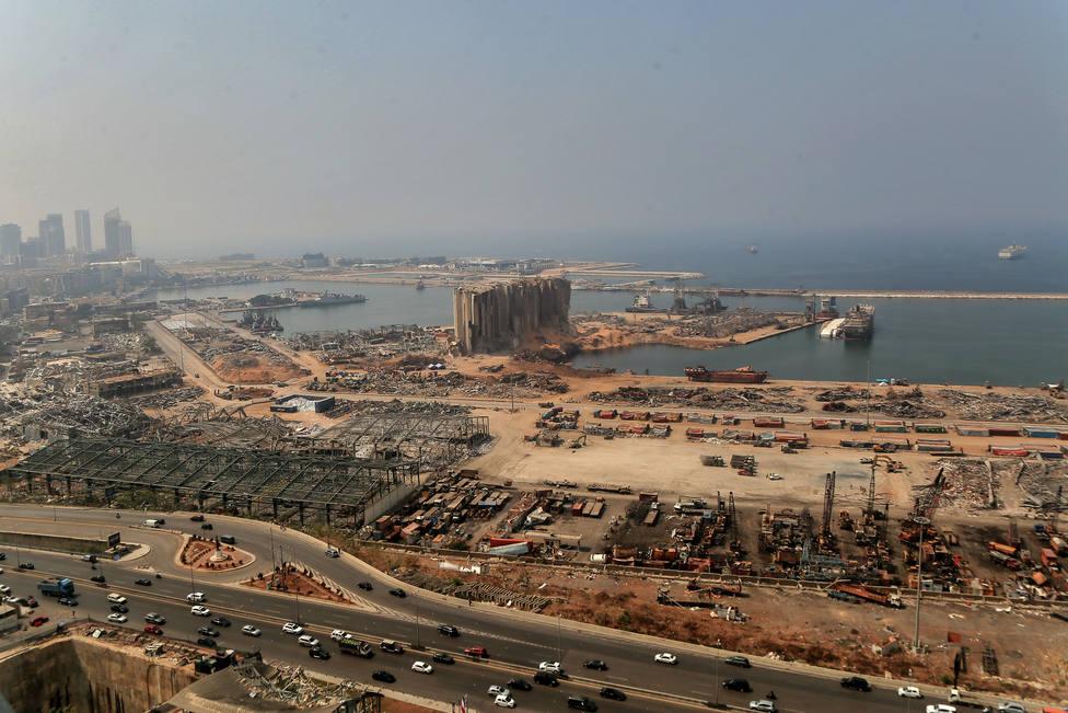 La ONU cree que no hay justicia cien días después de las explosiones en el puerto de Beirut