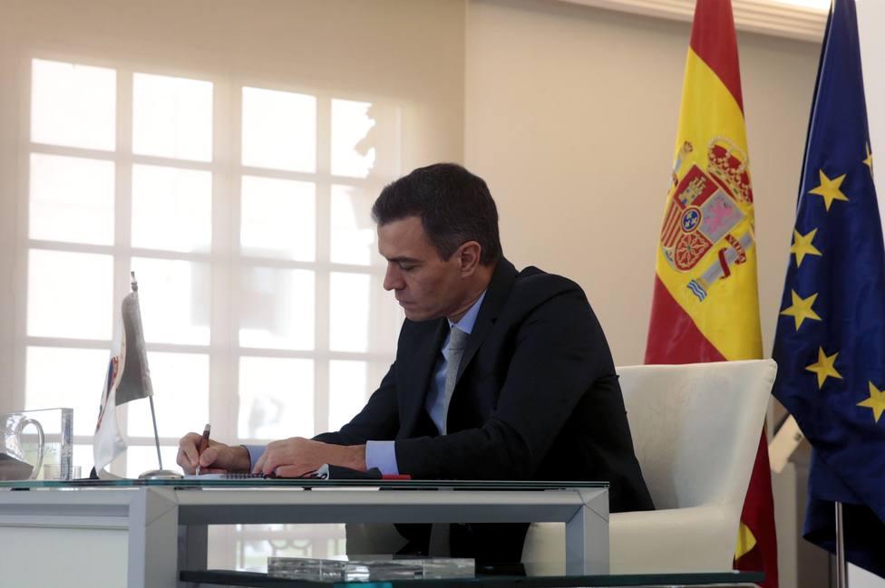 Pedro Sánchez anuncia que España contará con 13.000 puntos de vacunación contra el coronavirus