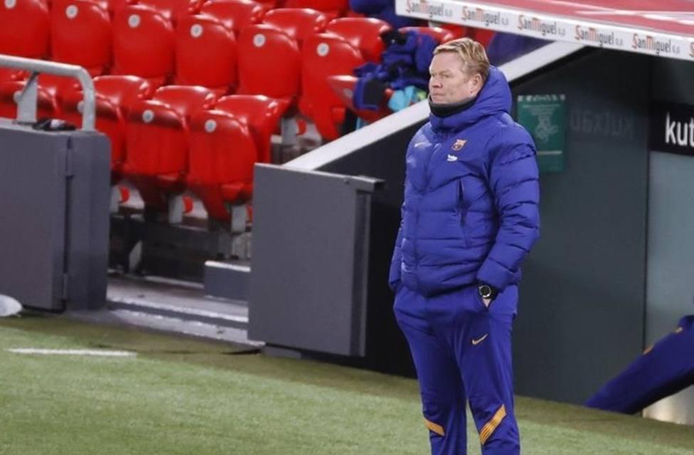 Ronald Koeman, en rueda de prensa: Siempre hay Liga, la temporada es larga