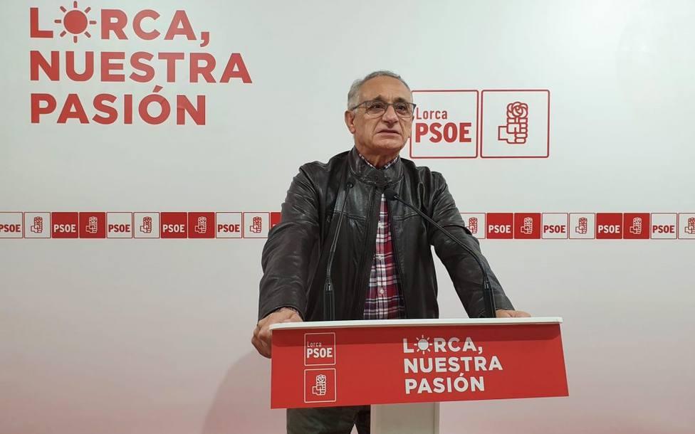 """Julián Herencia: """"el PP vuelve a mostrar que su única prestación es la política partidista"""
