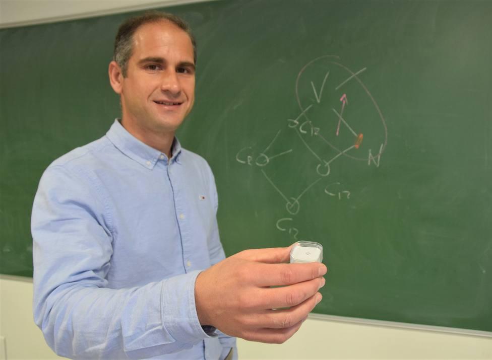 La UPCT investiga la utilización de diamantes para la detección precoz del cáncer