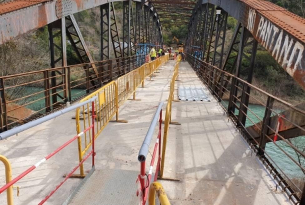 Puente de Sta Eulalia