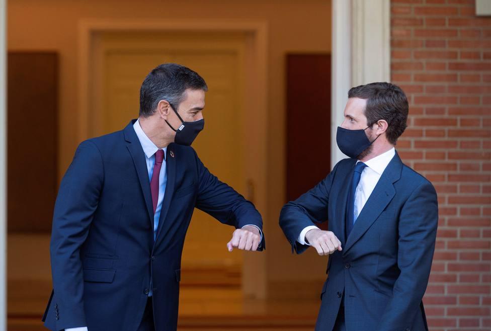 Gobierno y PP, cerca de un acuerdo para renovar las órganos institucionales pendientes