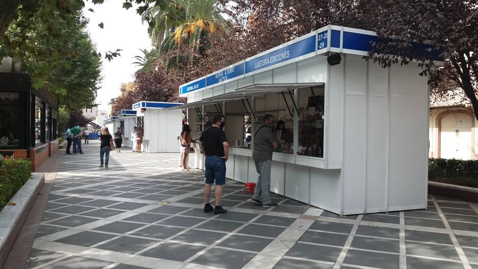 Feria del Libro de Badajoz. Foto: Europa Press (Archivo)