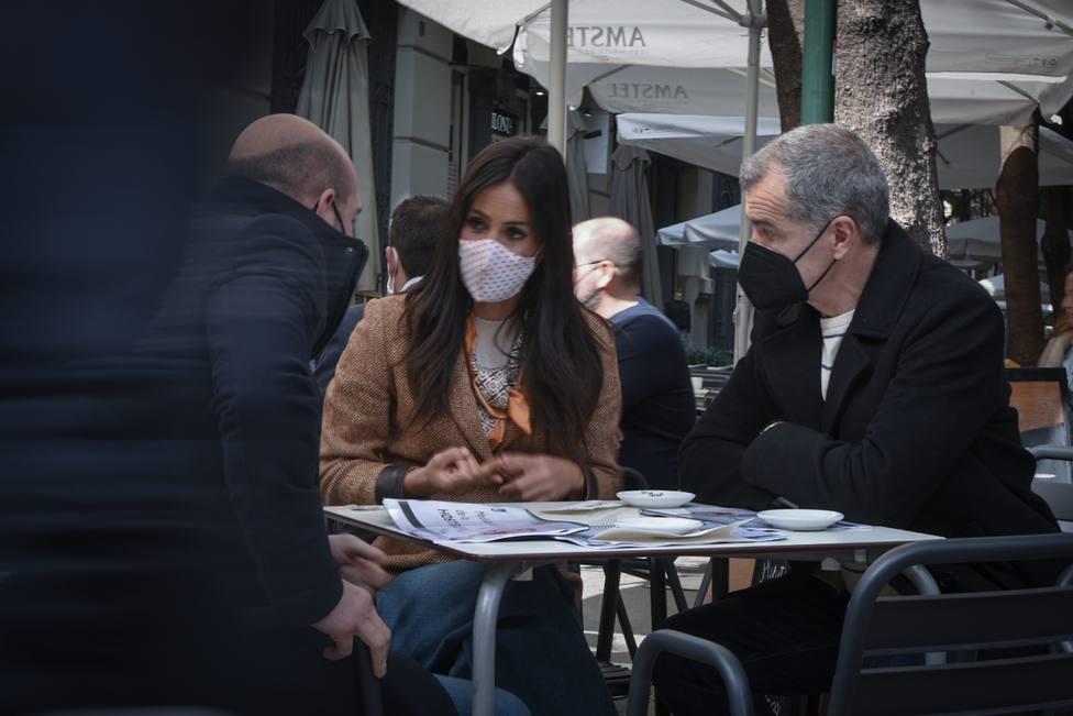 Villacís y Cantó denuncian las zancadillas a la hostelería valenciana y reivindican el modelo madrileño