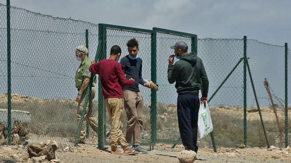 Exigen que se cierre el campamento de migrantes El Matorral