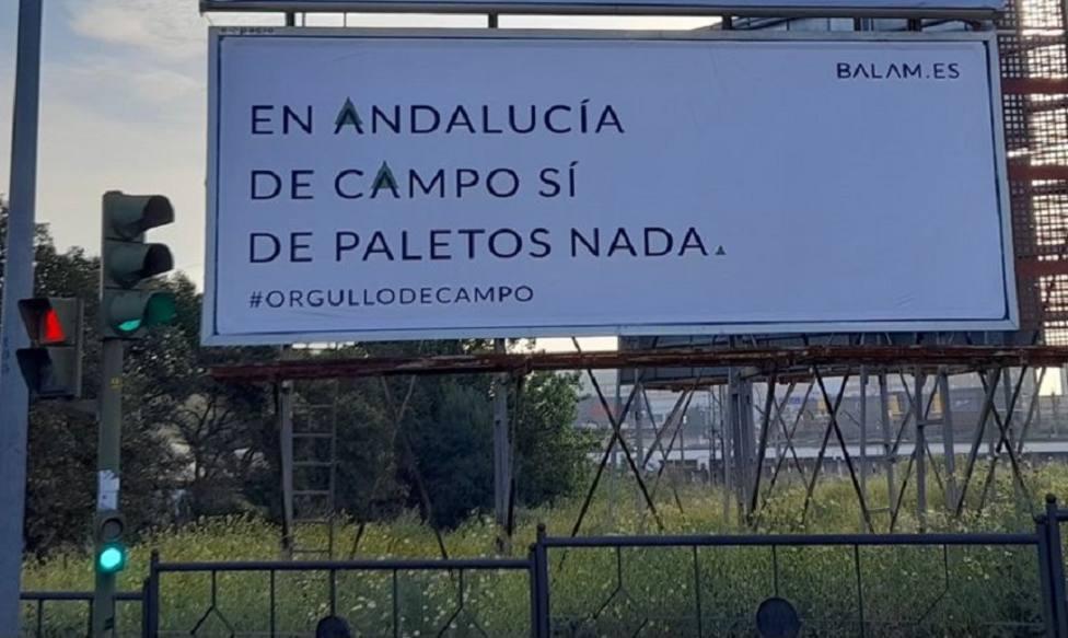 De campo, sí. De paletos, nada.La ambiciosa campaña publicitaria para cambiar la imagen del agricultor andaluz