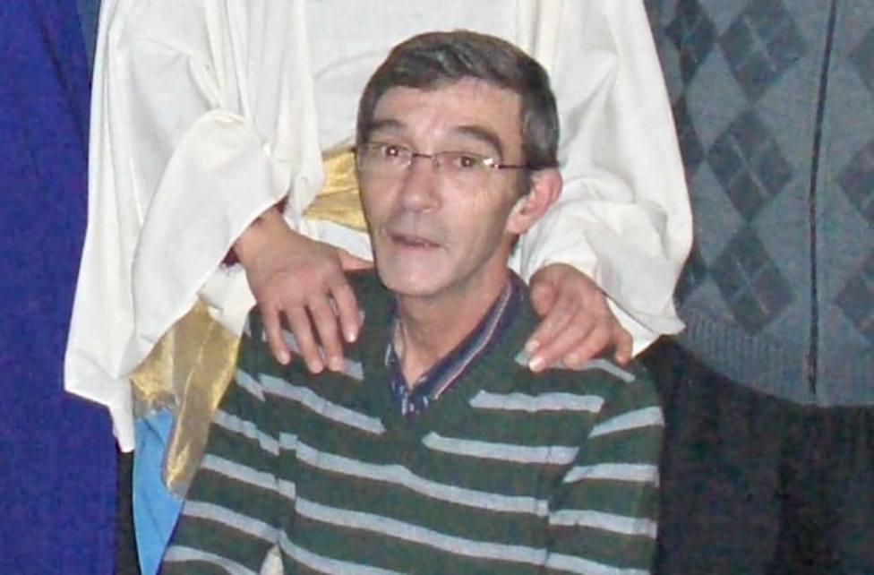 El sacerdote diocesano Rvdo. Jesús Iglesias Rodeiro