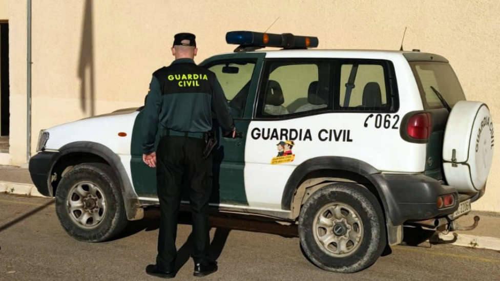 La Guardia Civil detiene a un empresario alicantino por varias estafas en Almería