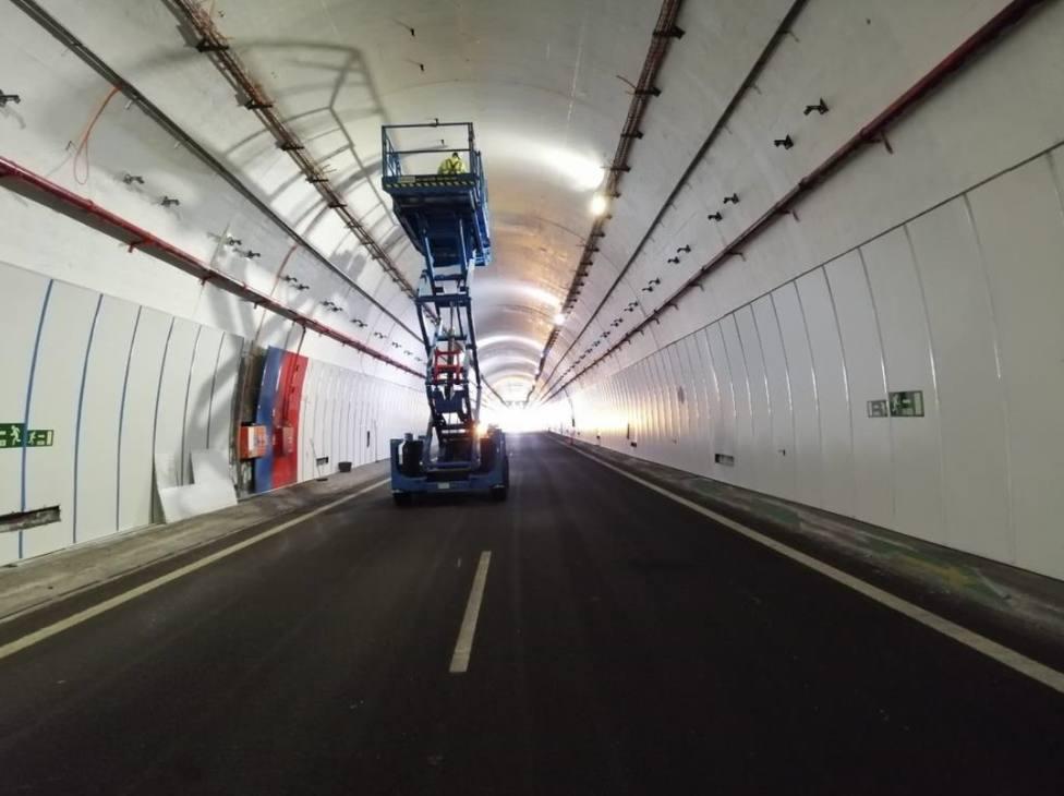 Túnel de O Folgoso
