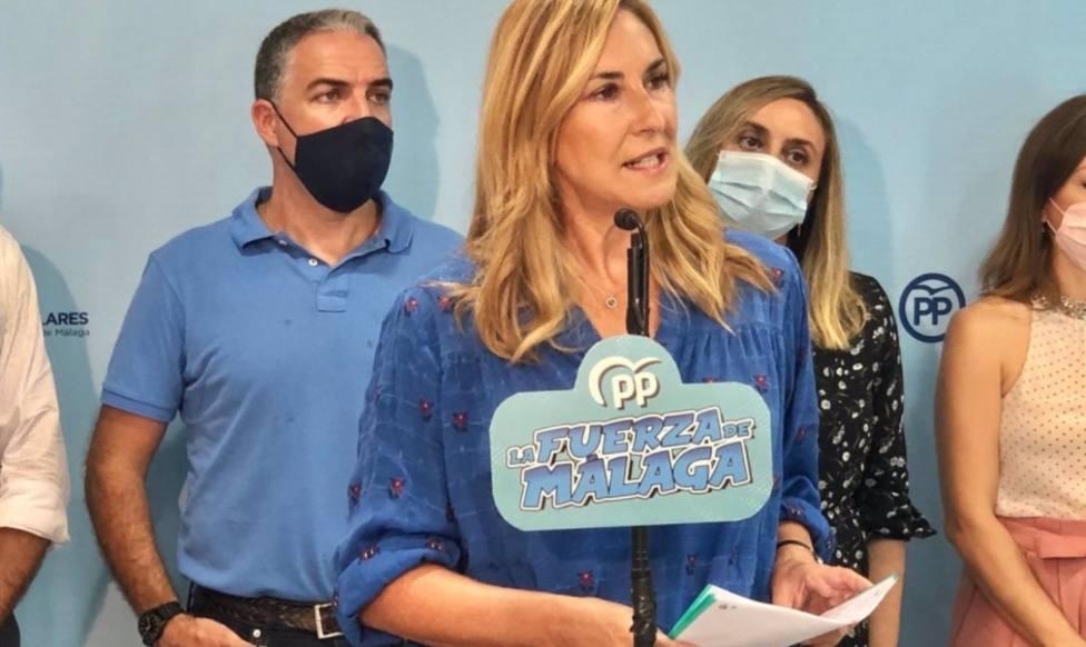 La vicesecretaria de Organización del PP Ana Beltrán