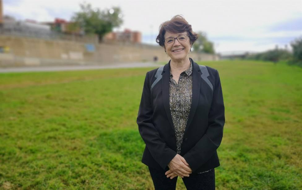 La presidenta de la Taula del Tercer Sector, Francina Alsina - TAULA DEL TERCER SECTOR - Archivo