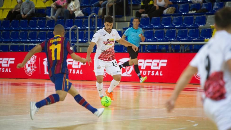 El Barça y ElPozo no encuentran el gol ante dos colosos en las porterías