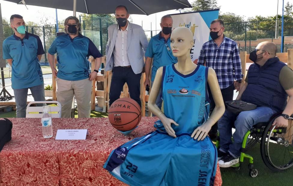Basket Jaén 21 es ya una realidad