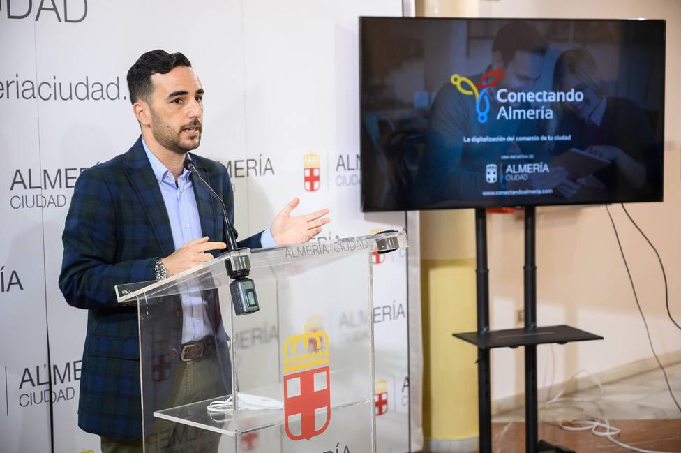 'Conectandoalmeria' nace para convertirse en el mayor escaparate digital del comercio local de la capital
