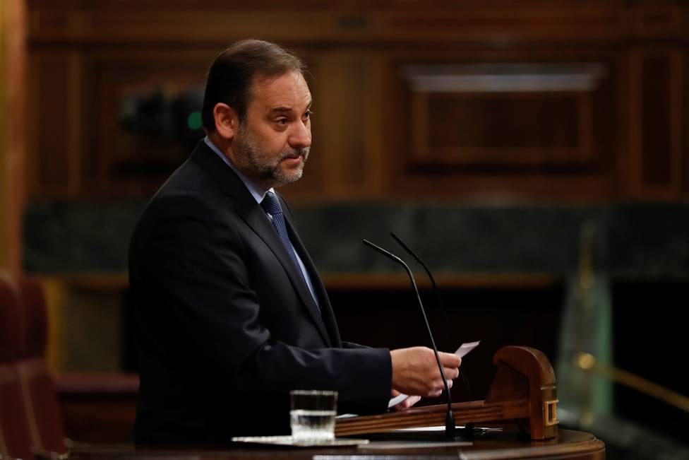 José Luis Ábalos insiste en que la última decisión sobre los indultos la tiene el Gobierno