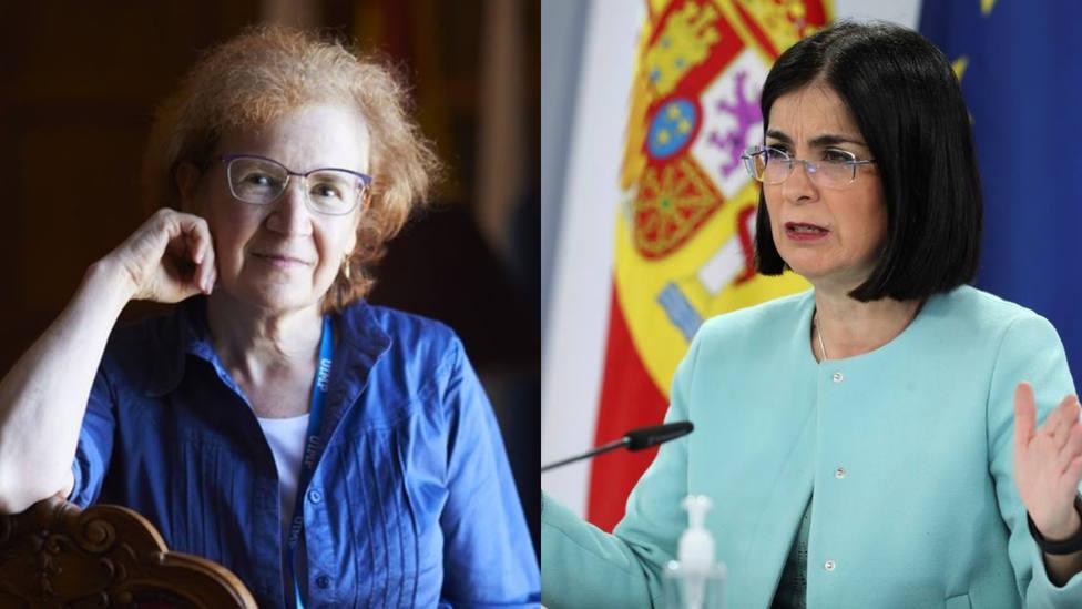 El veredicto de Margarita del Val sobre las mezclas que no gustará en Sanidad: A años luz