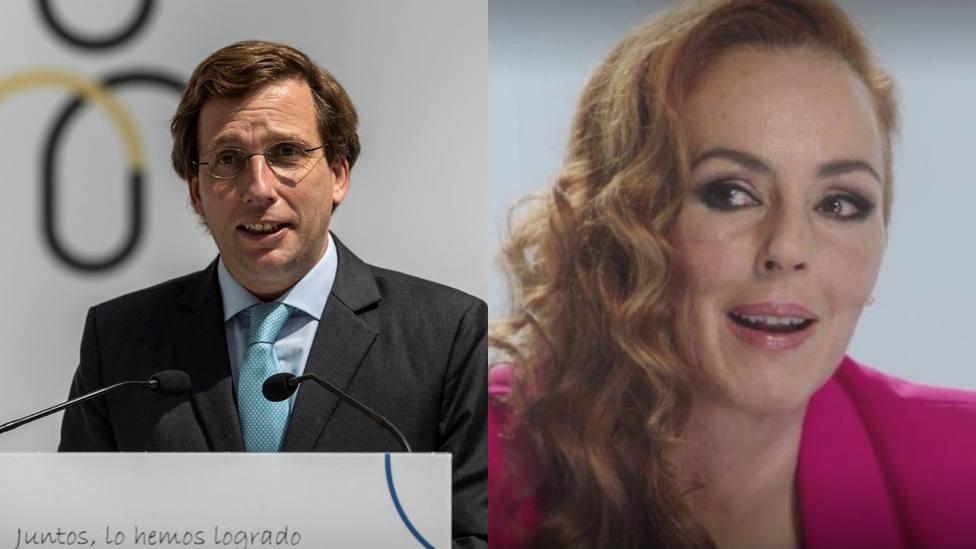Almeida no se corta y dice alto y claro qué piensa sobre la docuserie de Rocío Carrasco